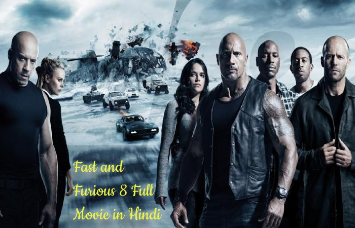Fast and Furious 8 Full movie download in hindi