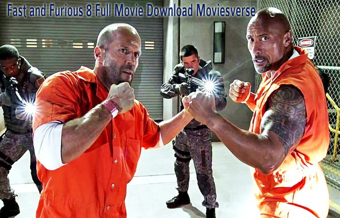 Fast and Furious 8 Full movie download moviesverse