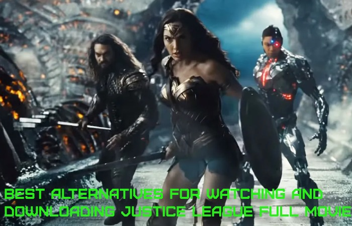 Justice League Full Movie Download