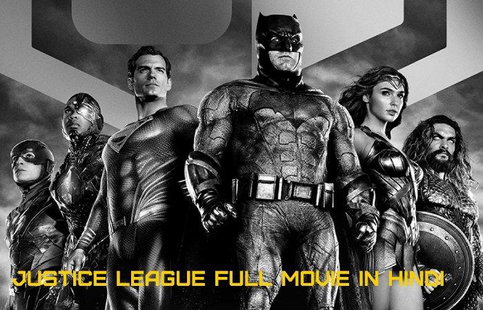 Justice League Full Movie