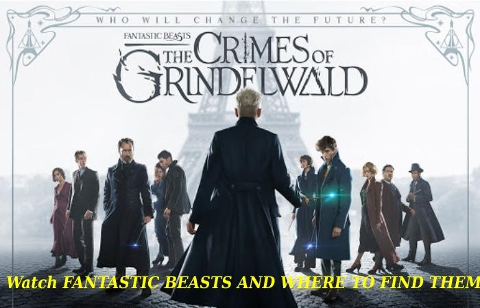 FANTASTIC BEASTS_ THE CRIMES OF GRINDELWALD