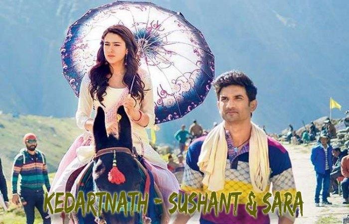 Kedarnath Sushant and Sara Ali Khan - Kedarnath torrent magnet