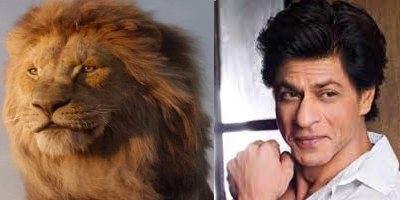 SRK as Mufasa (1)