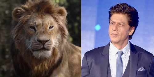 SRK as Mufasa (2)