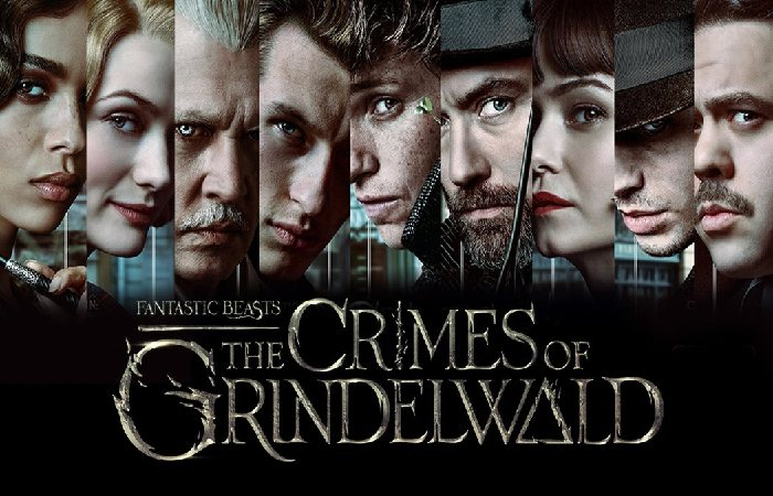 Watch Fantastic Beasts - The Crimes of Grindelwald 2018 on 123movies