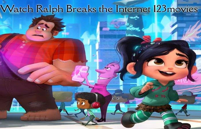 Watch Ralph Breaks the Internet 123movies